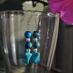  Turquoise And Blue Gemsto..
