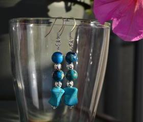 Turquoise and Blue Gemstones